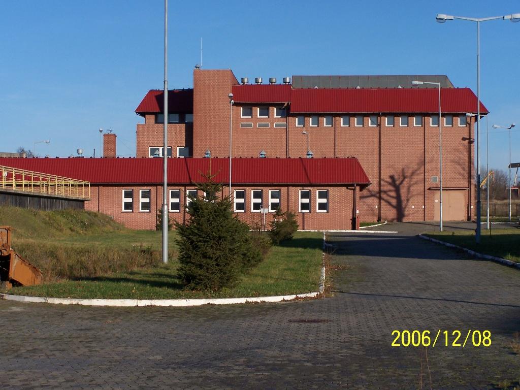Stacja Uzdatniania Wody Nr.1 ul. Piastowska 1