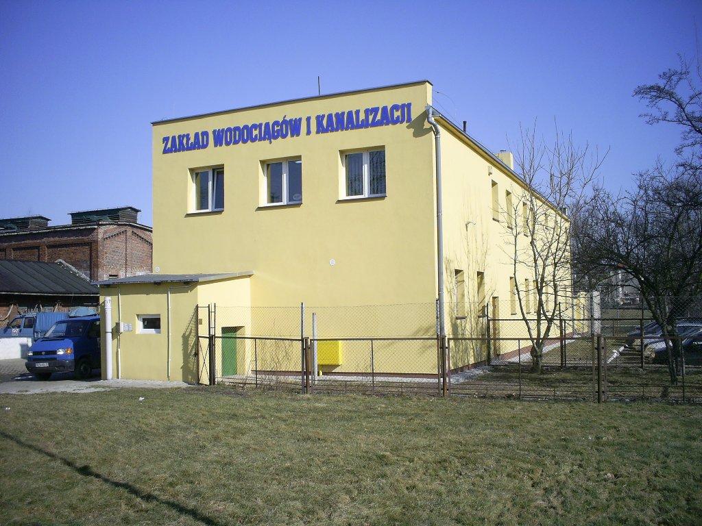 Stacja Uzdatniania Wody Nr.6 ul. Zawiszy Czarnego